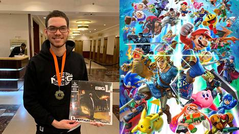 "Nairoby ""Nairo"" Quezada edusti tunnettua NRG Esports -organisaatio Super Smash Bros. -pelisarjassa."