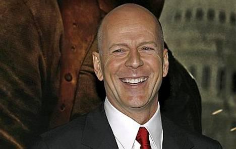 Tuleeko Bruce Willis tulee Suomeen?