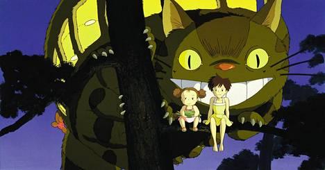 Naapurini Totoro on japanilaisen Studio Ghiblin rakastetuimpia animaatioelokuvia.