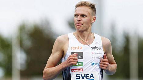 Topi Raitanen tavoittelee Monacossa ennätystään.