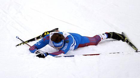 Venäjän tähtihiihtäjä Sergei Ustjugov kuuluu urheilijoihin, jotka joutuvat elämään epätietoisuudessa.