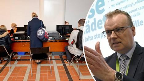 THL:n pääjohtaja Markku Tervahauta muistutti, että arvio tartuntamääristä sisältää myös paljon epävarmuustekijöitä.