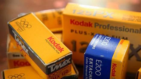 Kodak oli pitkään valokuvausalan jätti. Nyt yhtiö ryhtyy valmistamaan lääkkeiden raaka-aineita.