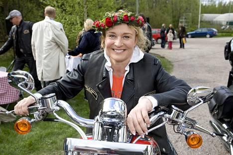 2008: Hannan rakas harrastus pääsi esille Moottoripyöräpäiväkirjat-sarjassa.