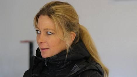 Katja Melkon valmentamat hevoset kilpailevat kovassa vireessä.