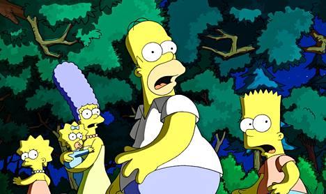 Lisa, Maggie, Marge, Homer ja Bart Simpson ovat jatkaneet seikkailujaan yhtäjaksoisesti vuodesta 1989, kauemmin kuin yksikään piirretty tai tilannekomedia.