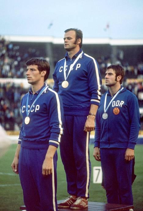 Lusis voitti EM-kultaa neljä kertaa peräkkäin, ensimmäisen kerran vuonna 1962.