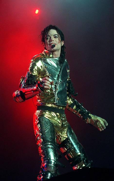 Poptähti Michael Jackson kuoli 25. kesäkuuta vuonna 2009.