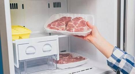 Pakastimesta sulatettu elintarvike kannattaa käyttää aina mahdollisimman pian.