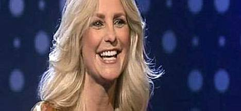Vielä maaliskuussa Ulrika Jonsson näytti näin terveeltä.