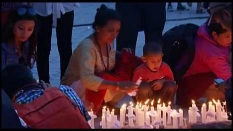"""Nepalin tuhoisasta maanjäristyksestä kulunut kuukausi: """"Aika on hyvin epävarmaa"""""""
