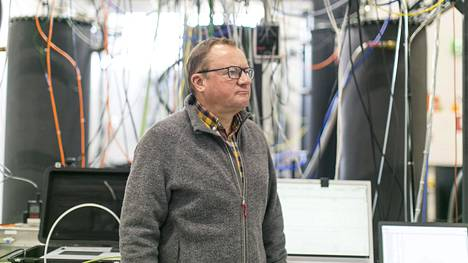 Ilkka Herlin on Cargotecin suurin omistaja, ja hänestä tulee myös uuden yhtiön suurin omistaja.