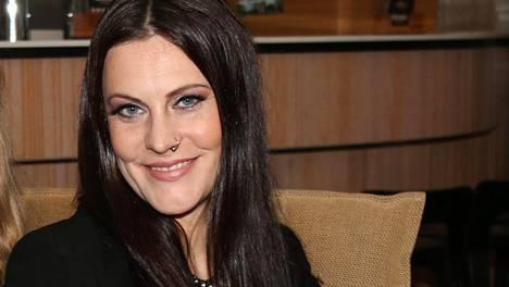 Floor Jansen liittyi Nightwishiin vuonna 2012.