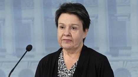 Kirsi Varhila.