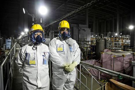IS:n toimittaja Miika Viljakainen ja valokuvaaja Pete Aarre-Ahtio vierailivat Fukushimassa ja Namiessa lokakuussa 2019.