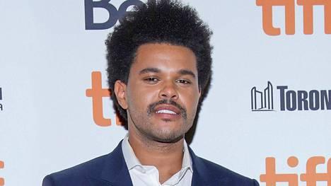 The Weeknd on tämän hetken kuunnelluimpia artisteja.