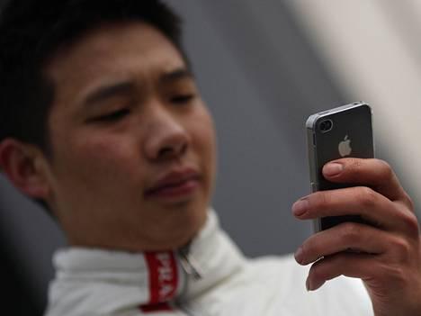 Apple sai uuden operaattoriasiakkaan Kiinassa, missä phabletit ovat suosittuja.