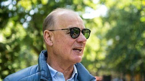 Timo Jouhki on äärimmäisen kokenut rallivaikuttaja. Arkistokuva.