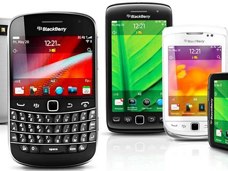 Cubio toi Blackberry-älypuhelimet Suomeen.