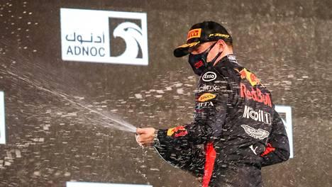 Max Verstappen on Red Bullin kruununjalokivi.