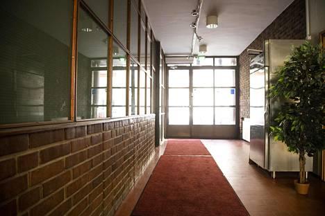 Alvar Aallon arkkitehtitoimisto toimi Insinööritalossa ennen kuin sen oma rakennus valmistui Munkkiniemeen.