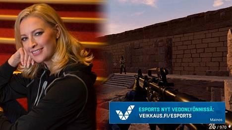 Psykologi Mia Stellberg on auttanut muun maussa Counter-Striken ykkösnimeä Astralista. Hän on ollut mukana kehittämässä myös PlayTopFragia.