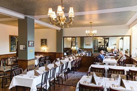Perinteitä kunnioittava ravintola Messenius Töölössä perustettiin vuonna 1937.