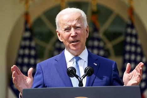 Yhdysvaltain presidentti Joe Biden ehdotti eilen kahdenkeskistä tapaamista Venäjän presidentin Vladimir Putinin kanssa.