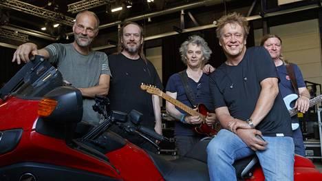 Suomen menestyneimpiin kuuluvan bändin Eppu Normaalin yhtiö sai Business Finlandilta tukea 100 000 euroa.