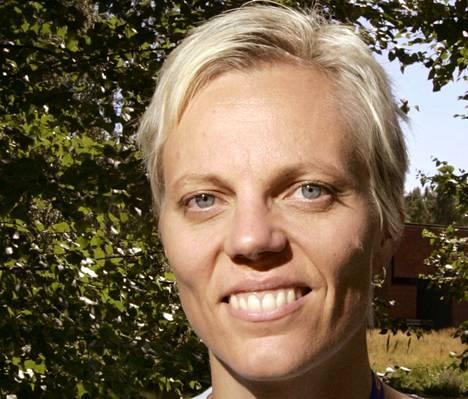 Tiia Hautala on mukana Ylen yleisurheilutiimissä ensi kesänä.