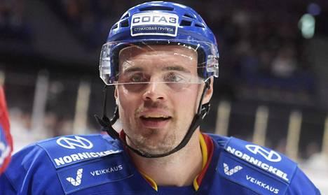 Jesse Joensuu onnistui tekemään maalin.