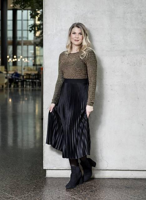 Katri Ylander muistelee Idolsia hyvällä, vaikka fanien hurmio olikin nuorelle tytölle täysin uusi kokemus.