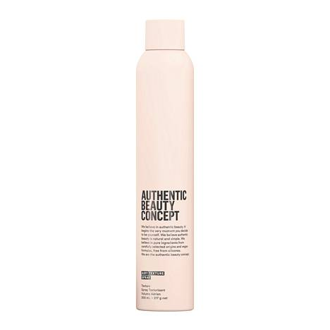 Authentic Beauty Conceptin Air Texture Spray -suihke tekee hiuksista paksumman tuntuiset ilman tahmaa, 28,30 € / 300 ml.