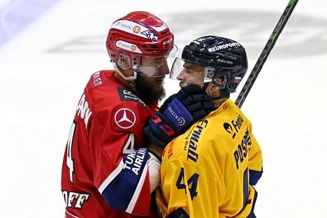 HIFK ja Lukko ovat SM-liigan runkosarjan kärkipaikoilla.