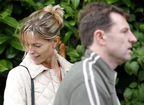 Kate ja Gerry McCann joutuvat brittipoliisiin kuulusteltaviksi.