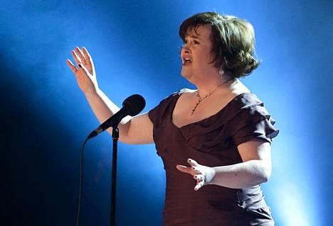 Koe-esiintyminen kykykilpailussa muutti Susan Boylen elämän kertaheitolla.