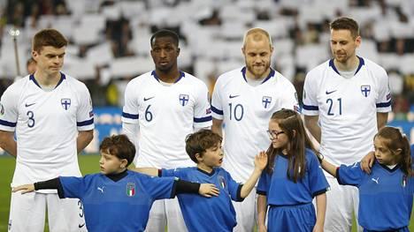 EM-kisoihin valmistautuva Suomen maajoukkue kohtaa Ranskan Lyonissa maaliskuun lopussa.
