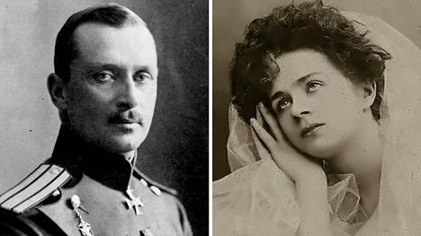 Venäläisen tarinan mukaan Mannerheim olisi 1924 avioitunut neuvostoballerina Jekaterian Geltserin kanssa. Sama satu kertoo, että Geltser oli synnyttänyt rakastavaisten Emil-pojan jo vuonna 1902.