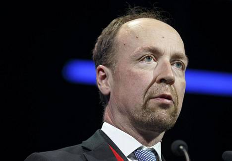 Jussi Halla-aho (ps).