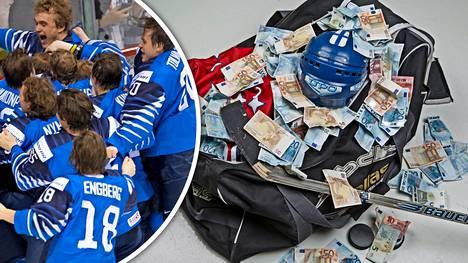 Suomen alle 20-vuotiaiden maajoukkue juhli maailmanmestaruutta viime viikonloppuna Kanadassa. Harrastusten kallistuminen on monia perheitä koskettava puheenaihe.
