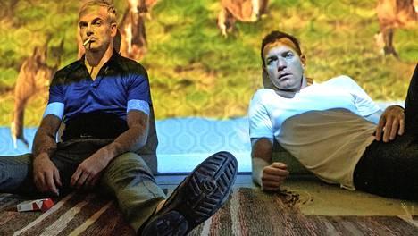 Johnny Lee Miller ja Ewan McGregor kohtaavat uudelleen.