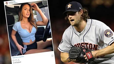 Julia Rosella ei ole asiaa MLB-stadioneille, joissa Gerrit Cole jatkaa syöttöjään.