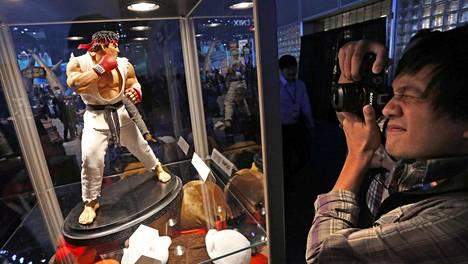 Street Fighter on Capcomin peliklassikoita, joita yhtiö on esitellyt esimerkiksi E3-pelitapahtumassa.
