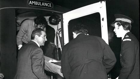 66 kuoli ja yli sata loukkaantui Ibroxilla 1971.