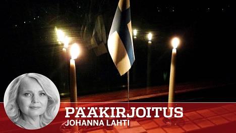 Suomen itsenäisyyspäivä on arvokas ja hillitty juhla.