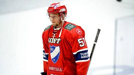 HIFK:n ruotsalaispakki Johan Motin sai SM-liigan kurinpitodelegaatiolta viiden pelin kakun.