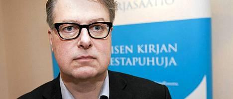Elokuvatuottaja Lasse Saarinen