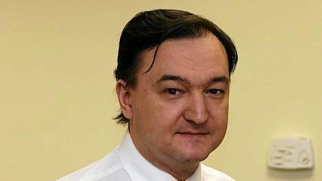 Asianajaja Sergei Magnitski kuoli tutkintavankeudessa 16. marraskuuta 2009.