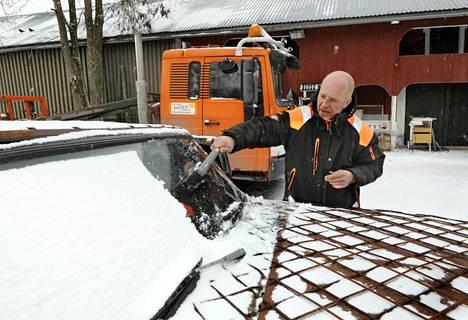 Sheikki Laakso on järjestänyt Romuralleja ympäri Suomen parinkymmenen vuoden ajan.