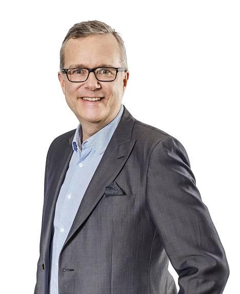 Vesa-Pekka Nikula aloitti marraskuun alussa Elisan kuluttajaliiketoiminnan johdossa.